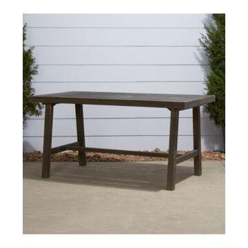 Vifah Renaissance Outdoor Patio Picnic Dining Table
