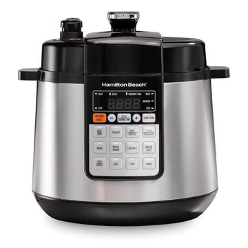 Hamilton Beach 6-qt. Multi-Function Pressure Cooker