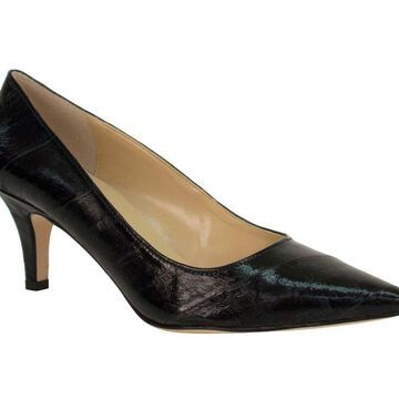 J. Renee Leather Pointed-Toe Pumps - Fatinha