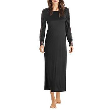 Hanro Amanda Long Gown