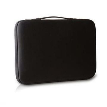 ''V7 Notebook Carrying Cases CSE5H-BLK-9N Educational Sleeve Case with handle, 11.''