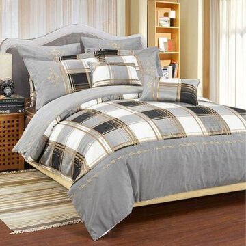 Superior Madison 7-Piece Duvet Cover Set