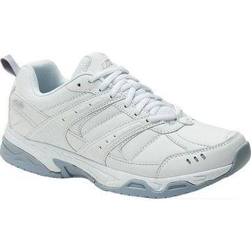 Avia Women's Avi-Union ll Sneaker White/Chrome Silver
