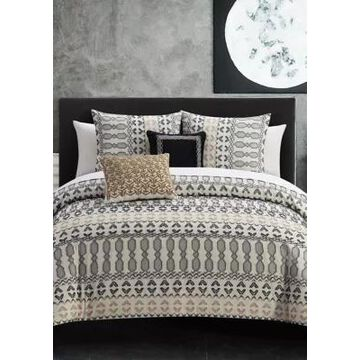 Chic Home Gabriella Bed In A Bag Comforter Set - -