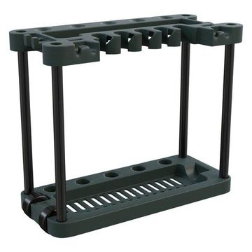 Garden Tool Storage Rack- Portable 40 Tool Capacity by Stalwart