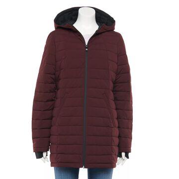 Women's ZeroXposur Geneva Quilted Stretch Puffer Jacket