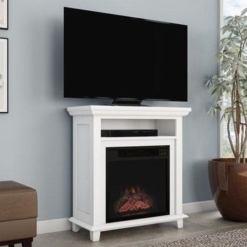 Electric Fireplace TV Stand 29