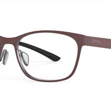 Smith PROWESS NCJ Womenas Glasses Brown Size 57 - Free Lenses - HSA/FSA Insurance - Blue Light Block Available