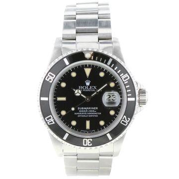 Rolex Submariner Khaki Steel Watches