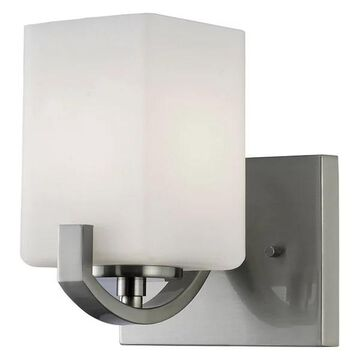 Canarm Palmer 1 Light Vanity in Brushed Nickel