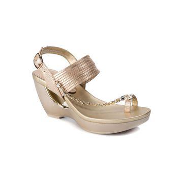 Andrew Geller Womens Ag Arriana Wedge Sandals
