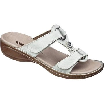 ara Women's Henrietta 37273 Silver Leather