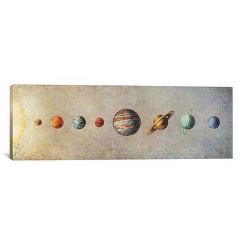 Icanvas The Solar System Canvas Art