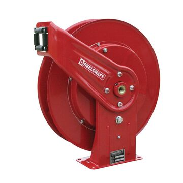 F7900 OLP 0.75 in. x 25 ft. Spring Retractable Fuel Hose Reel