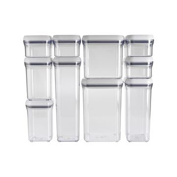 OXO 10-pc. POP Container Set