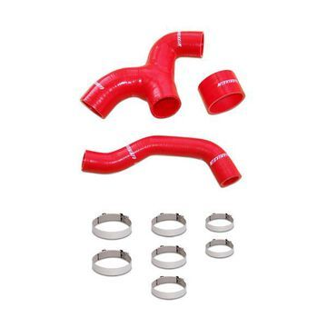 Mishimoto 02-05 For Subaru WRX Red Silicone Intercooler Hoses