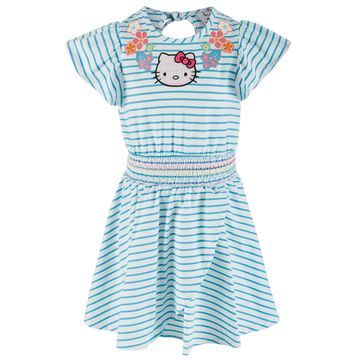 Little Girls Striped Dress, Created for Macy's