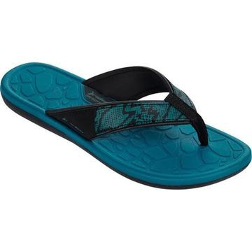 Rider Women's Cloud IV Thong Sandal Black/Blue