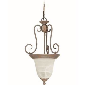 Volume Lighting Troy 1-Light Hanging Pendant