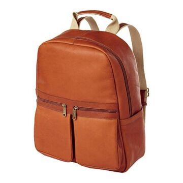 CLAVA City Pocket Laptop Backpack Vachetta Tan - US One Size (Size None)