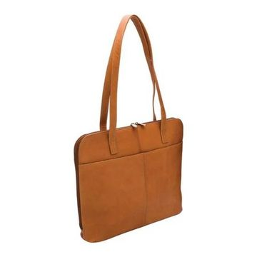 LeDonne Women's Moderno Business Tote LD-8042 Tan - US Women's One Size (Size None)