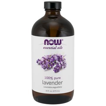 Lavender Oil Now Foods 16 oz Liquid