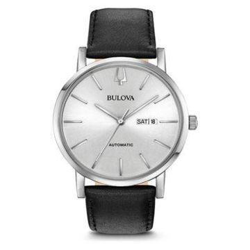 Bulova Men's 42mm Classic Automatic Watch