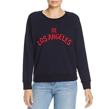 Mother The Square Los Angeles Sweatshirt
