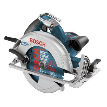 Bosch 7-1/4-in 15-Amp Corded Circular Saw with Magnesium Shoe