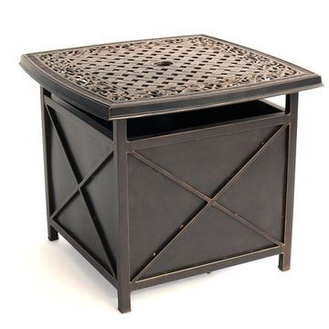 Hanover Traditions Umbrella Side Table