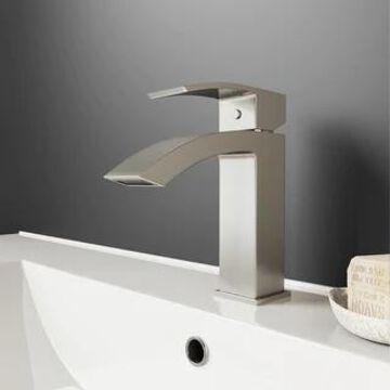 VIGO Satro Single Hole Bathroom Faucet