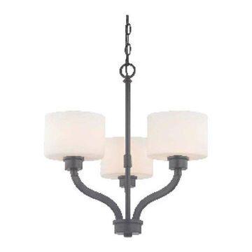Dolan Designs Kalina - Three Light Chandelier