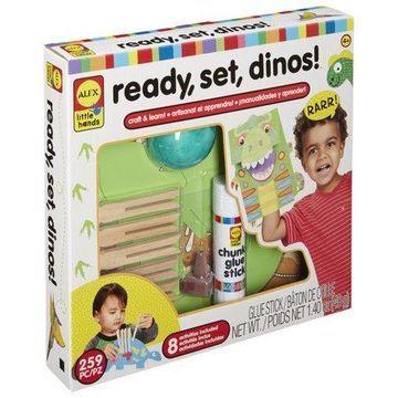 ALEX Toys Little Hands Ready, Set, Dinos