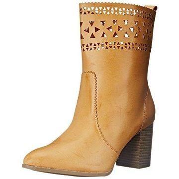 Nomad Women's Bobbi Boot, Natural, 5 M US