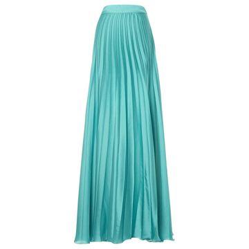Roberto Cavalli Green Polyester Skirts