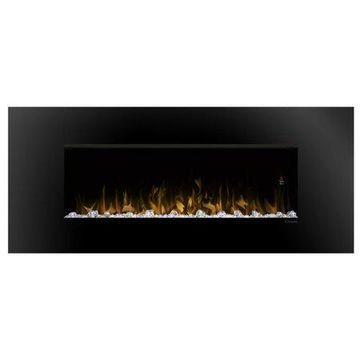 Dimplex Contempra Wall Mount Electric Fireplace, Black