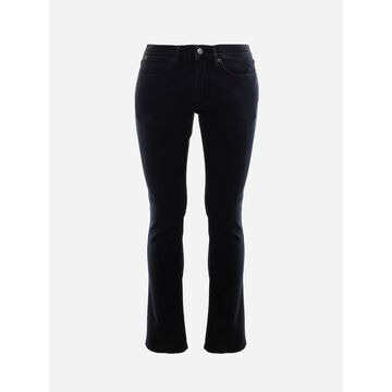 Acne Studios Max Slim Fit Jeans In Cotton Blend