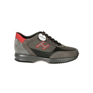 Hogan Interactive H-flock Sneakers