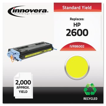 Innovera Remanufactured Q6002A (124A) Toner Yellow 86002