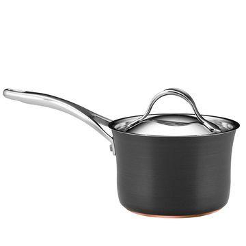 Anolon Nouvelle Copper 2-qt. Saucepan