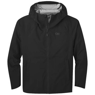 Outdoor Research Men's Motive Ascentshell Jacket - Large - Black