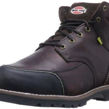 Iron Age Men's Dozer IA0163 Work Boot,Dark Brown,6 M US