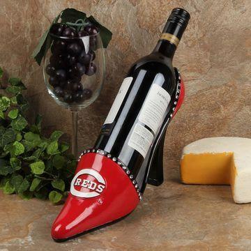 Cincinnati Reds High Heel Shoe Bottle Holder