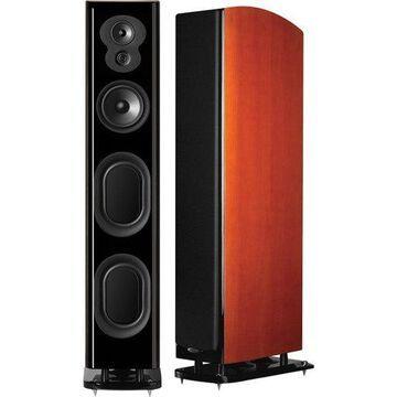 Polk Audio LSiM707 Speaker - 4-way - Cherry - 20 Hz to 40 kHz - 8 Ohm - 88 dB Sensitivity - Floor Standing