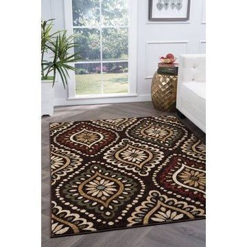 Bliss Rugs Molino Transitional Area Rug