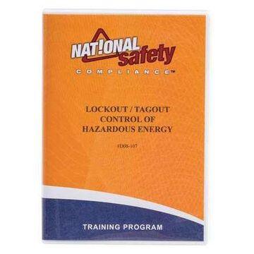 BRADY 51454 Lockout Training Materials,English