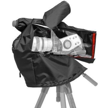 Manfrotto MB PL-CRC-12 Video Raincover (Black)