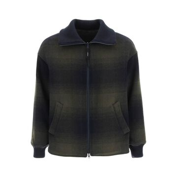 Aspesi reversible wool coat