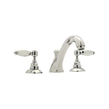 Rohl Tub Filler Faucet, Polished Nickel