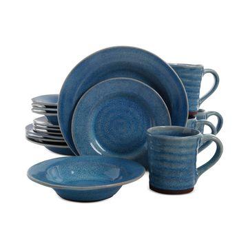 Elite Mariani 16-Piece Dinnerware Set